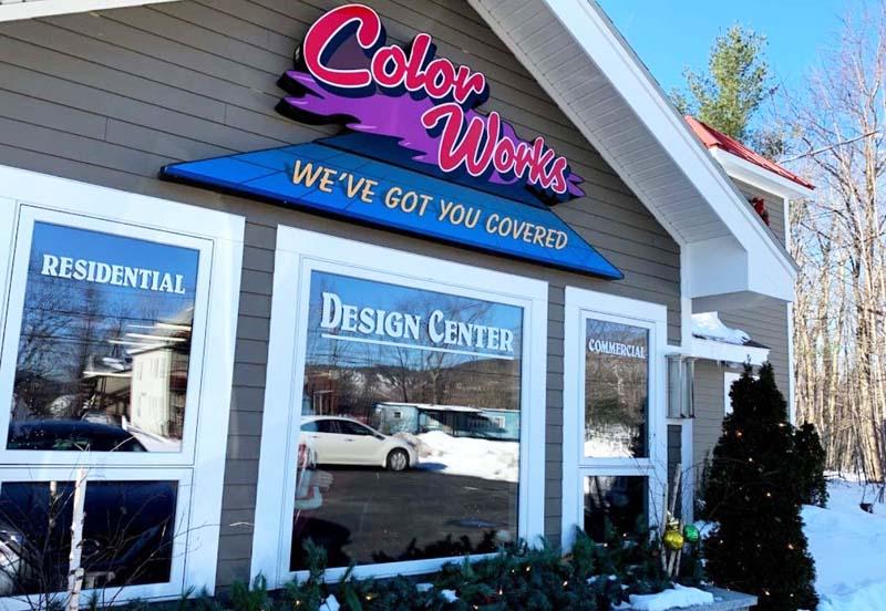 Colorworks Storefront